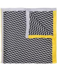 Pierre Hardy - Maxi Cube Scarf - Lyst