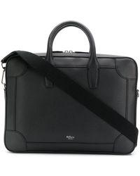 Mulberry Belgrave Briefcase - Black