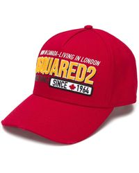 DSquared² Family Business Cap - Red