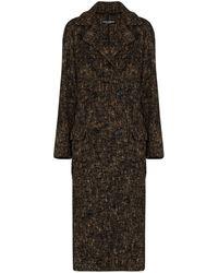 Dolce & Gabbana - オーバーサイズ コート - Lyst