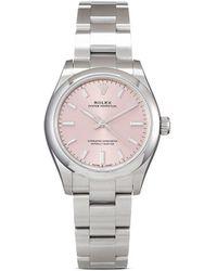 Rolex Reloj Oyster Perpetual de 31mm 2021 sin uso - Rosa