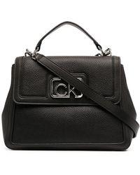 Calvin Klein Сумка С Логотипом - Черный