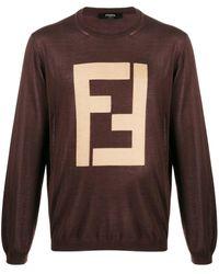 Fendi - Ffロゴ セーター - Lyst