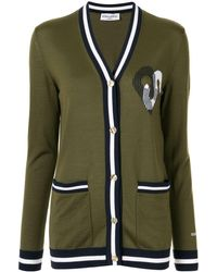 Sonia Rykiel 'rs' Cardigan - Green
