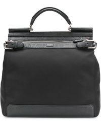Dolce & Gabbana Cordura Backpack - Zwart