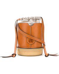 Lanvin バケットバッグ - マルチカラー
