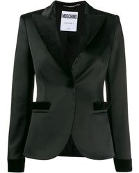 Moschino - Two Tone Blazer - Lyst
