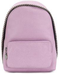 Stella McCartney | Mini Falabella Backpack | Lyst