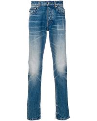 AMI - Ami Fit 5 Pockets Jeans - Lyst