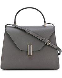 Valextra Klassische Handtasche - Grau