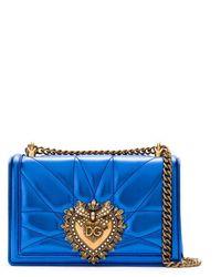 Dolce & Gabbana - Devotion ショルダーバッグ ミニ - Lyst