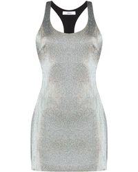 Area - レーサーバック ドレス - Lyst