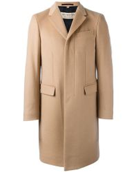 Burberry | Single-breasted Wool And Cashmere-blend Coat | Lyst