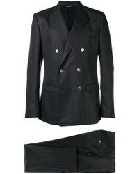 Dolce & Gabbana - Abito due pezzi doppiopetto - Lyst