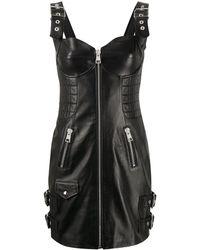 Manokhi Loordes ドレス - ブラック