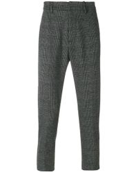 Dondup - Woven Tailored Trousers - Lyst