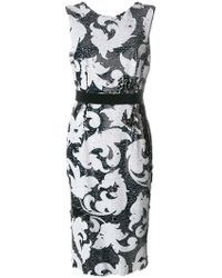 Marco Bologna - Sequin Pattern Dress - Lyst