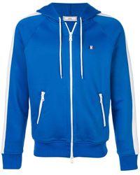 AMI Zip Up Hoodie - Blue