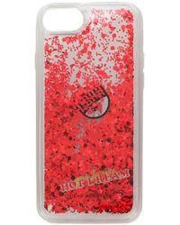 Chiara Ferragni 'Hot Dream' iPhone 8-Hülle - Rot