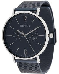 Bering Classic Polished 40mm Watch - Multicolor