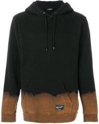 Marcelo Burlon - Tie-dye Hooded Sweatshirt - Lyst