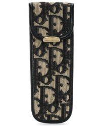 Dior トロッター ペンケース - ブラウン