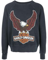 MadeWorn Harley Davidson Sweatshirt - Schwarz