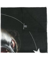 Givenchy - Monkey Brothers Printed Scarf - Lyst