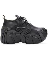 Swear Element Platform Trainers - Black