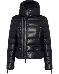 Giuseppe Zanotti パデッドジャケット - ブラック