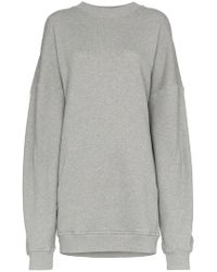 Y. Project - Double Layer Long Sleeve Cotton Hoodie - Lyst