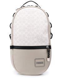 COACH Рюкзак Pacer С Логотипом - Многоцветный