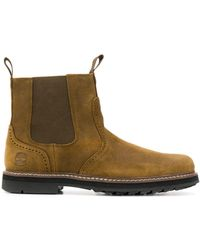 Timberland 'Squall Canyon' Chelsea-Boots - Braun