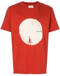 Folk - Printed T-shirt - Lyst