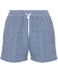Frescobol Carioca - Angra Swim Shorts - Lyst