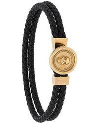 Northskull Dubbele Armband - Zwart