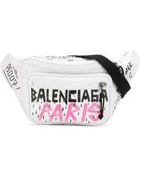 Balenciaga - エクスプローラー ベルトバッグ - Lyst