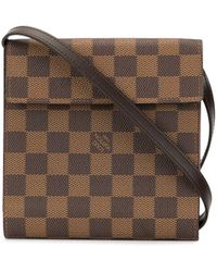Louis Vuitton Cover Japan 20th Anniversary Damier CD Pre-owned - Marrone