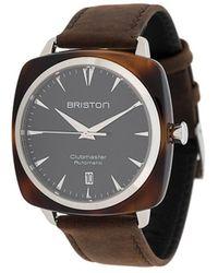 Briston Clubmaster Iconic Watch - Black