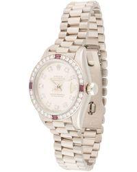 Rolex Наручные Часы Oyster Perpetual Datejust Pre-owned 25 Мм - Многоцветный