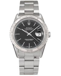 Rolex - Montre Datejust Turn-O-Graph 36 mm pre-owned (années 2003) - Lyst