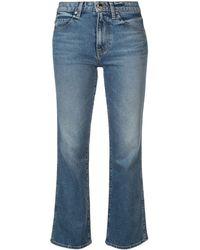 Khaite The Vivian Jeans - Blauw