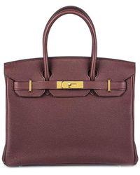 Hermès - Сумка Birkin 30 Pre-owned - Lyst
