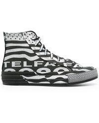 Telfar X Converse High-top Chuck 70 Trainers - Black
