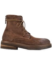 Marsèll Military Boots - Brown