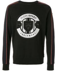Philipp Plein - Printed Sweatshirt - Lyst