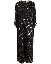 Tory Burch スパンコール ドレス - ブラック