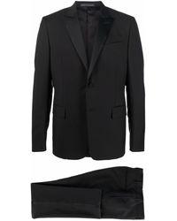 Valentino Smoking à simple boutonnage - Noir