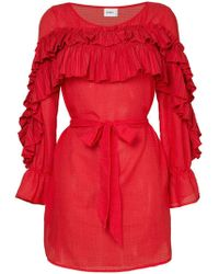 Suboo - The Chase Frilled Dress - Lyst