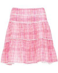 Olympiah Printed Riva Skirt - Розовый